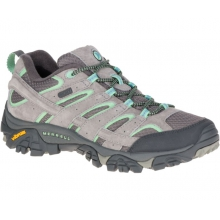 Women's Moab 2 Waterproof by Merrell in Cold Lake Ab