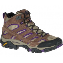 Women's Moab 2 Vent Mid by Merrell in Alamosa CO