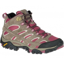 Women's Moab 2 Mid Waterproof by Merrell in Rochester Hills Mi