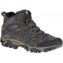 Men's Moab 2 Mid Waterproof by Merrell in Delta Bc