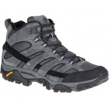 Men's Moab 2 Mid Waterproof by Merrell in Red Deer AB