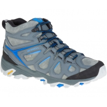 Men's Moab FST Leather Mid Waterproof by Merrell
