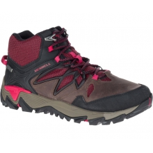 Women's All Out Blaze 2 Mid Waterproof by Merrell in Portland Or