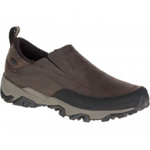 Men's Coldpack ICE+ Moc Waterproof by Merrell in Golden Co