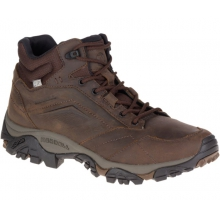 Men's Moab Adventure Mid Waterproof by Merrell in Iowa City Ia