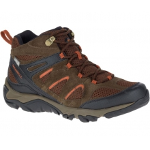 Men's Outpost Mid Ventilator Waterproof by Merrell