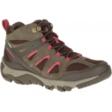 Women's Outpost Mid Ventilator Waterproof by Merrell