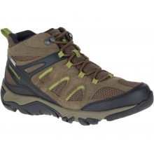 Men's Outpost Mid Ventilator Waterproof by Merrell in Houston Tx