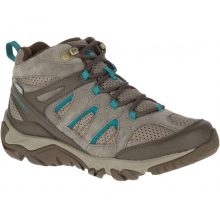 Women's Outpost Mid Ventilator Waterproof by Merrell in Houston Tx