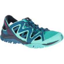 Women's Tetrex Crest Wrap by Merrell in Rocky View No 44 Ab