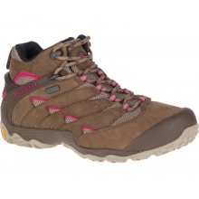 Women's Chameleon 7 Mid WP by Merrell in Kelowna Bc