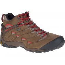 Men's Chameleon 7 Mid Waterproof by Merrell in Alamosa CO