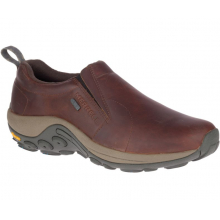 Men's Jungle Moc Leather Waterproof Ice+ by Merrell