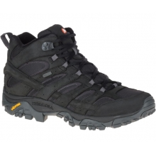 Men's Moab 2 Smooth Mid Waterproof by Merrell in Fort Collins CO