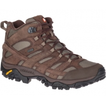 Men's Moab 2 Smooth Mid Waterproof by Merrell in Sacramento Ca