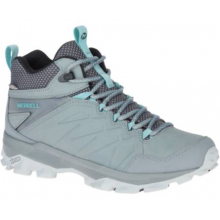 Women's Thermo Freeze Mid Waterproof by Merrell in Iowa City IA