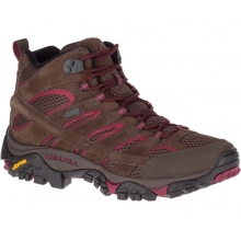 Women's Moab 2 Mid Waterproof by Merrell