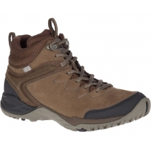 Women's Siren Traveller Q2 Mid Waterproof by Merrell in Sherwood Park Ab