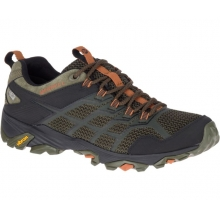 Men's Moab Fst 2 Waterproof by Merrell in Sherwood Park Ab