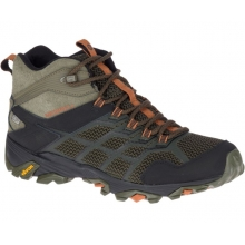 Men's Moab Fst 2 Mid Waterproof by Merrell in Canmore Ab