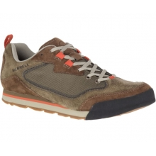 Men's Burnt Rock Travel Suede by Merrell in Arcadia Ca