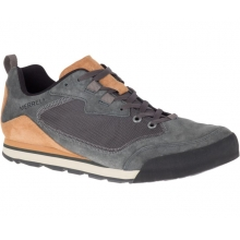 Men's Burnt Rock Travel Suede by Merrell in Corte Madera Ca
