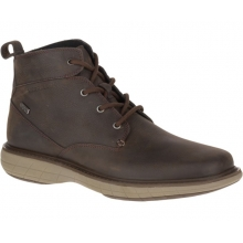 Men's World Vue Chukka Waterproof by Merrell in Canmore Ab