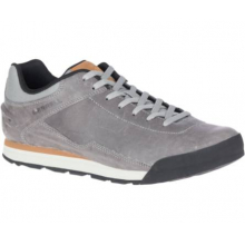 Men's Burnt Rocked Leather by Merrell in Iowa City IA
