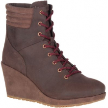 Women's Tremblant Wedge Boot Wp by Merrell in Sacramento Ca