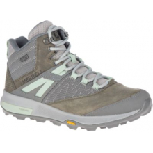 Women's Zion Mid Waterproof by Merrell in Calgary Ab