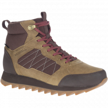 Men's Alpine Sneaker Mid Polar Waterproof