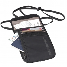 Travelling Light Neck Wallet