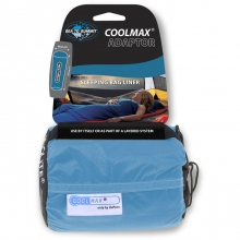 Adaptor Coolmax Liner by Sea to Summit in Golden Co