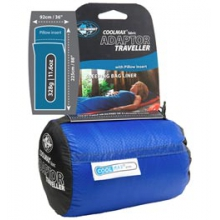 Adaptor Coolmax Liner - Traveller by Sea to Summit in Great Falls Mt