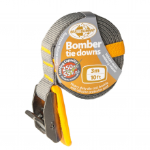 Solution Bomber Tie Down