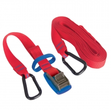 Solution Carabiner Tie Down - 2 Pack