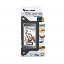 TPU Guide Waterproof Case for Smartphones