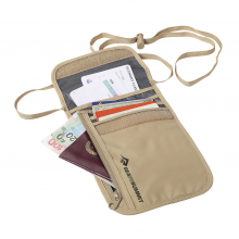 Travelling Light Neck Wallet by Sea to Summit
