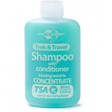 Trek & Travel Liquid Conditioning Shampoo