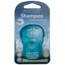 Trek & Travel Pocket Conditioning Shampoo
