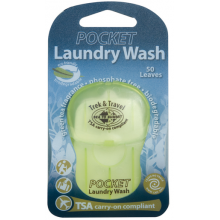 Trek & Travel Pocket Laundry Wash