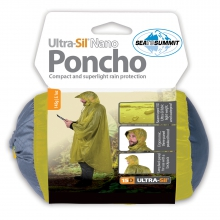 Ultra-Sil Nano Poncho by Sea to Summit in Milford Oh