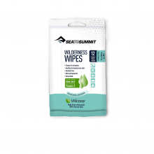Trek and Travel Wilderness Wipes - S - 12 per pack by Sea to Summit