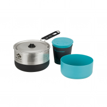 Sigma Cook Set 1.1 - 1.2L pot, 1 bowl, 1 cups by Sea to Summit