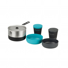 Sigma Cook Set 2.1 - 1.9L pot, 2 bowls, 2 cups by Sea to Summit