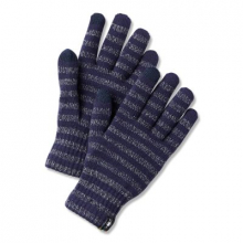 Striped Liner Glove by Smartwool in Fort Collins CO