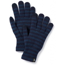 Striped Liner Glove by Smartwool in Iowa City IA