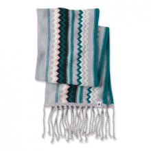 Pine Lake Chevron Scarf by Smartwool