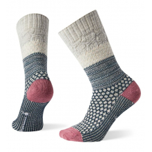 Women's Everyday Popcorn Cable Crew Socks by Smartwool in Grinnell IA