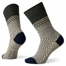 Women's Everyday Popcorn Cable Crew Socks by Smartwool in Lakewood CO